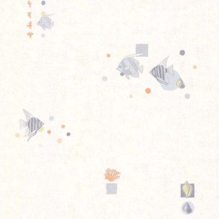 POISSON CORAIL FOND GRIS – 11140509