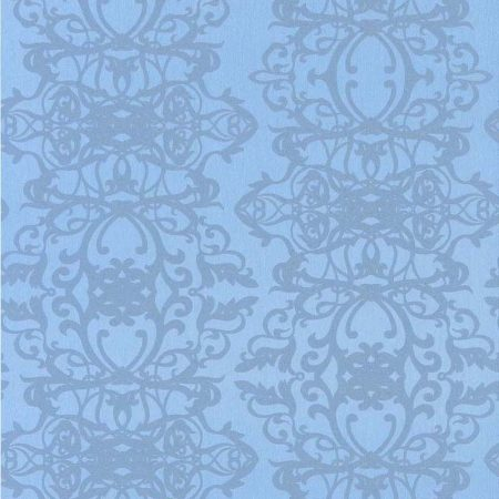ALLOVER BAROQUE BLEU – 11140901
