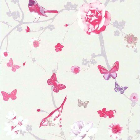BRANCHE OISEAU ROSE – 11141103