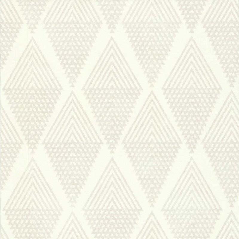 Papier Peint Kilim Noir Et Blanc 11142009 De La Collection Papier