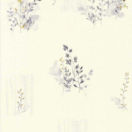 FLEURS CHAMPETRE GRIS/VERT – 11161309
