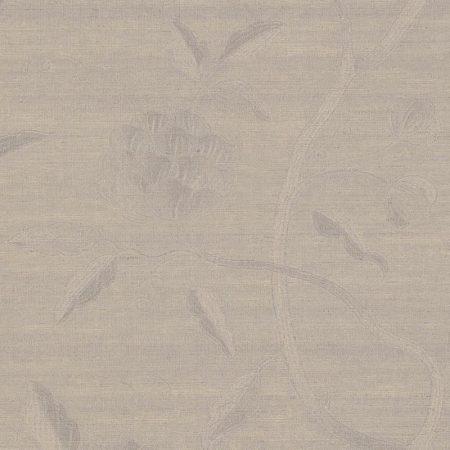 RAMAGE FLEURI GRIS/OR – 20042