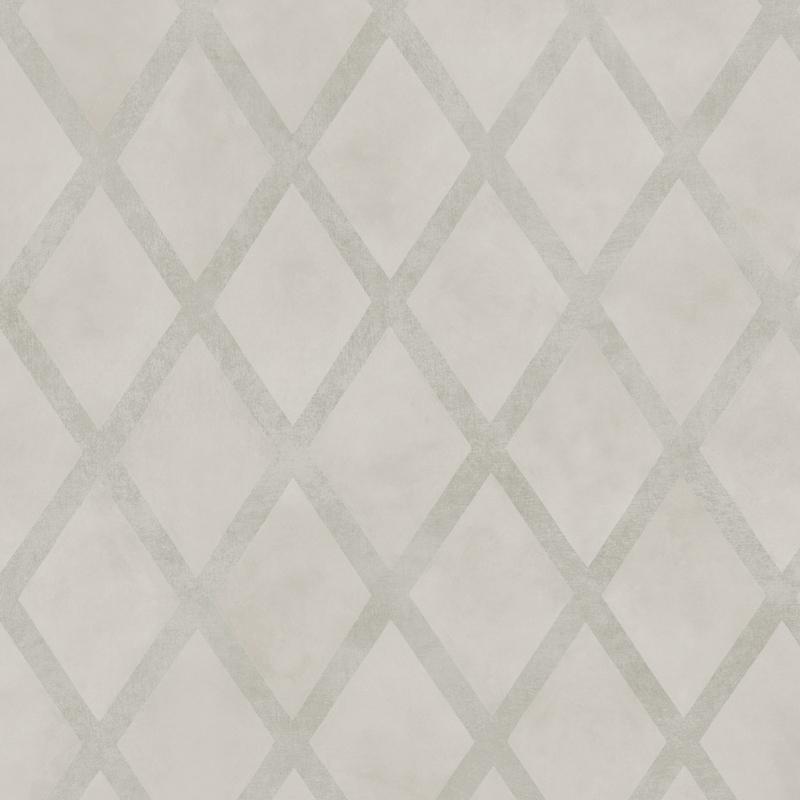 Papier peint losange gris 20143 de la collection papier - Papier peint losange ...
