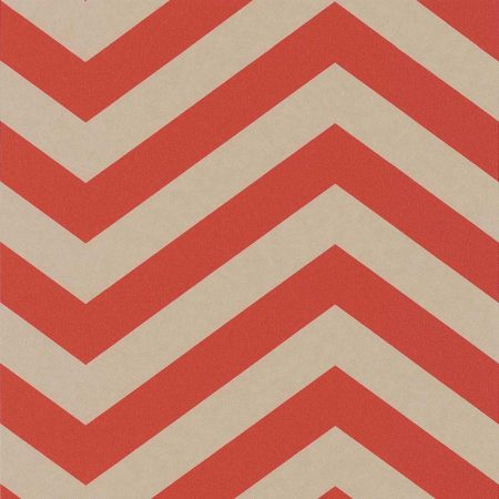 ART CHEVRON ORANGE – 49453