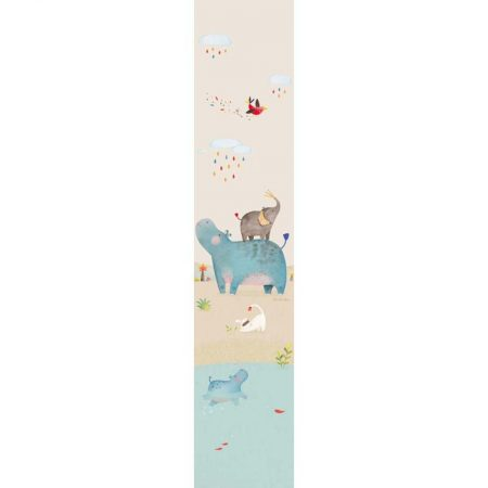 DECOR MURAL LES PAPOUM – 658400