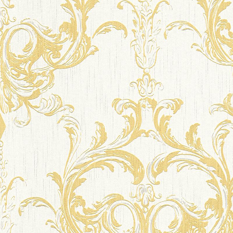 papier peint scandinave jaune papiers peints scandinaves. Black Bedroom Furniture Sets. Home Design Ideas