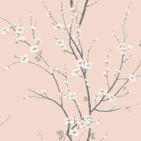 CERISIER FOND ROSE – CH70011