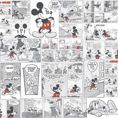 MICKEY CLASSIC ROUGE – DY30113