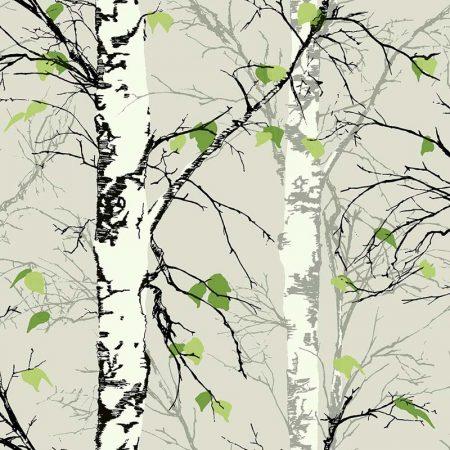TREES BLANC ET GRIS  – EC52202