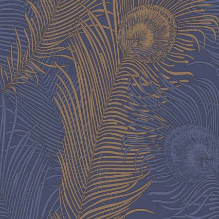PAON  BLUE/GOLD – EM17065