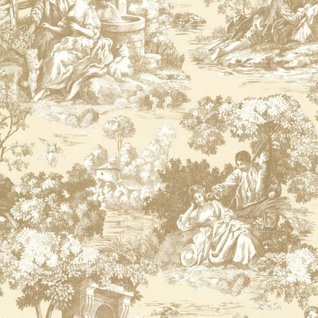 TOILE OR – FD21514