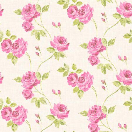 ROMANCE FLORALE ROSE – FD22049