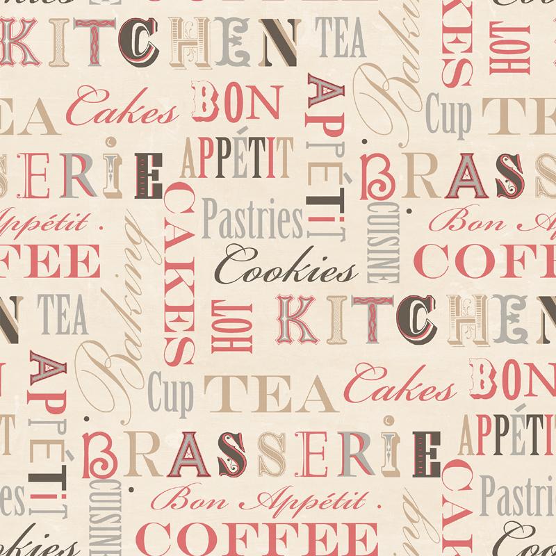 Papier Peint Brasserie Rouge Kc28542 De La Collection Papier