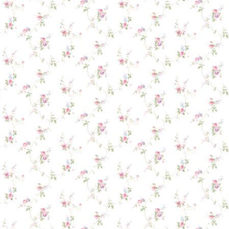 GUIRLANDE FLORALE ROSE – PR33811