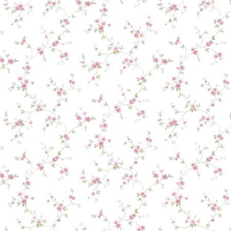 GUIRLANDE PTE FLEUR ROSE – PR33838
