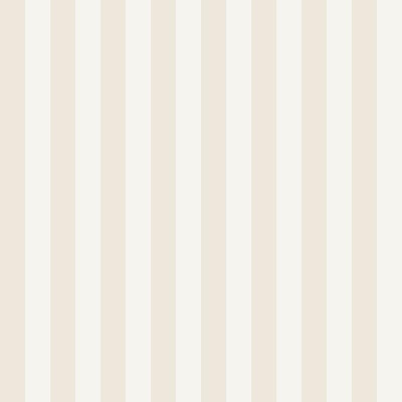Papier Peint Rayure Bicolore Ecru Beige Sy33908 De La Collection