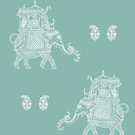 ELEPHANTS TURQUOISE – SZ001839