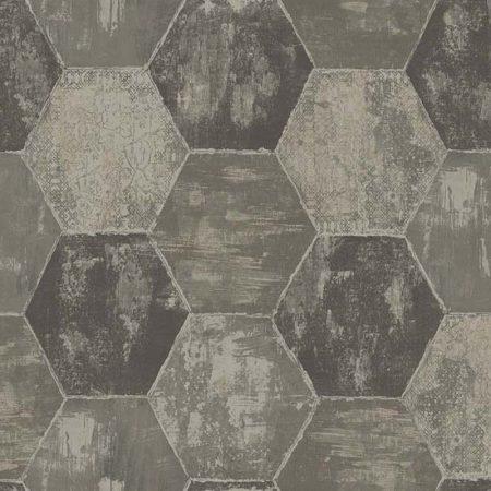 MOSAIQUE HEXAGONE GREGE – TN50500