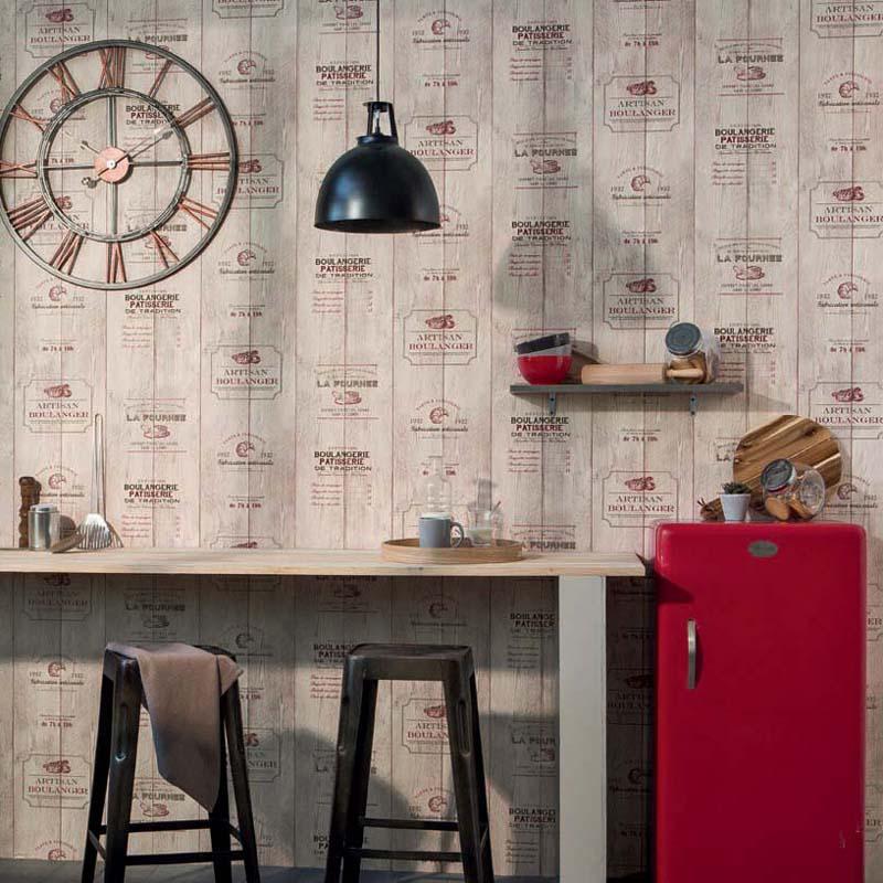 Collection papier peint cuisines bains papier peint - Papier peint lutece cuisine ...