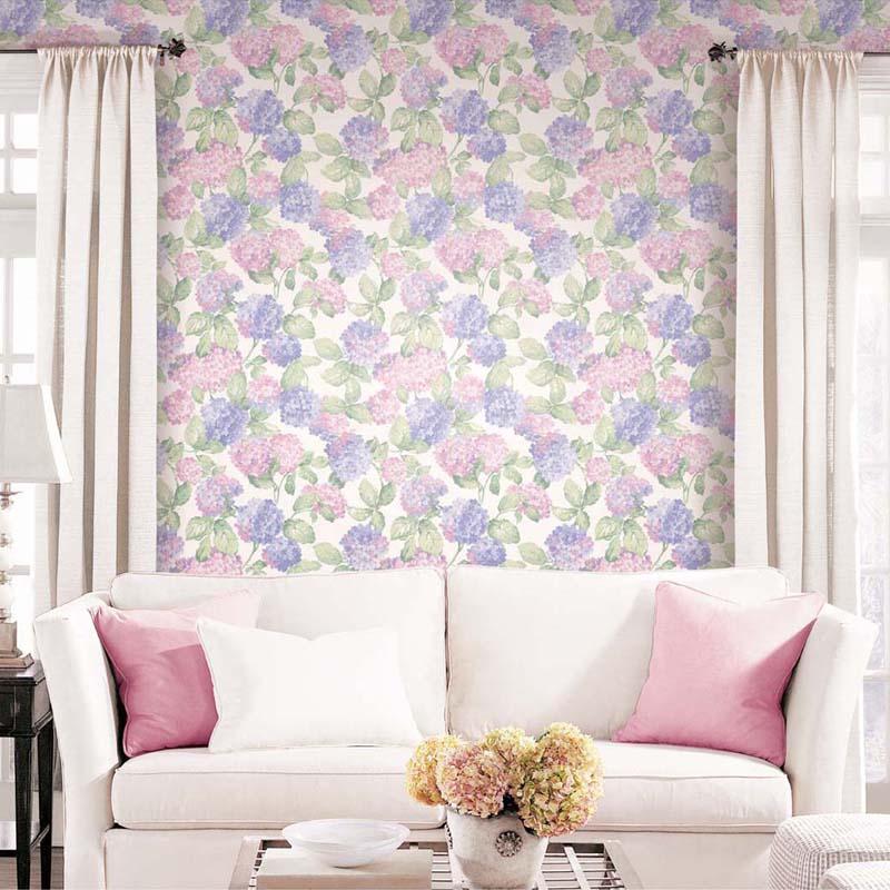 English Florals - HYDRANGEA VIOLET - G34312
