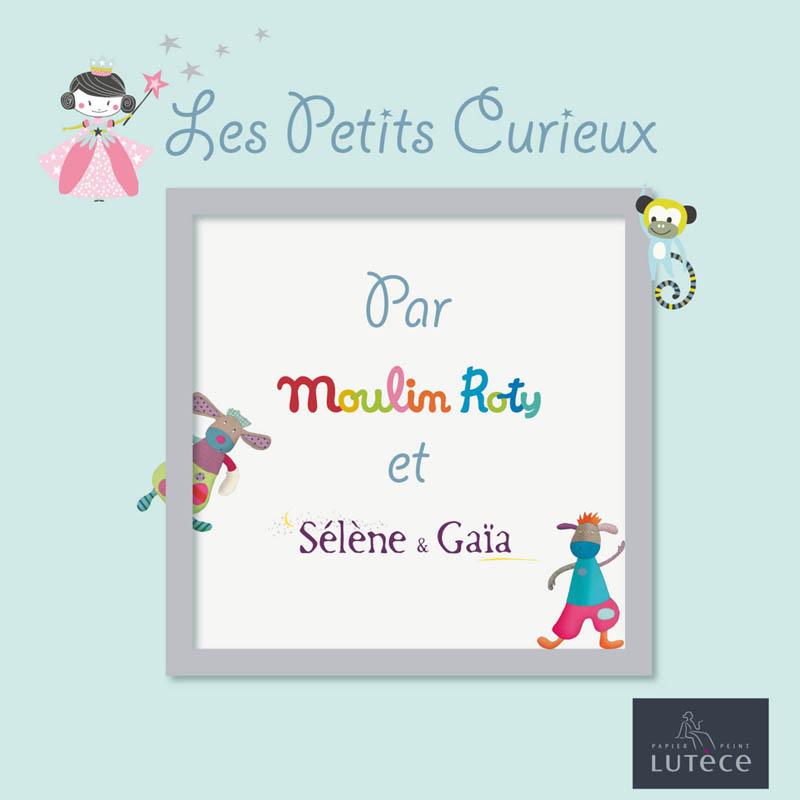 Collection Papier Peint Les Petits Curieux Papier Peint Licence