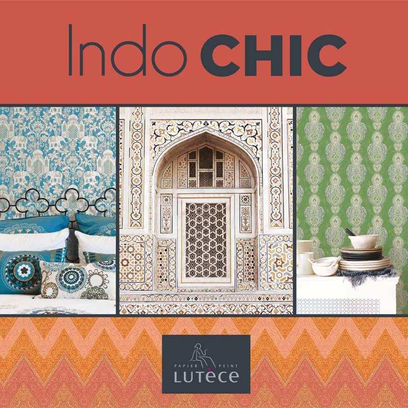 Collection Papier Peint Indo Chic Papier Peint Contemporain