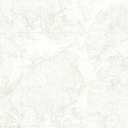 TRAVEL CARTOGRAPHY ECRU – FD21237