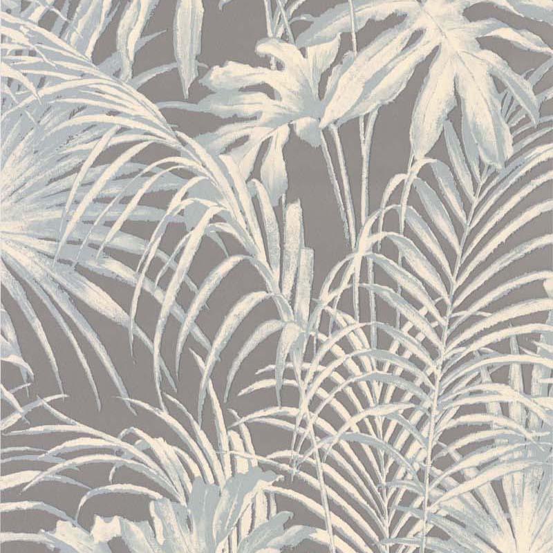 wallpaper feuillage vert gris 51157809 en by the. Black Bedroom Furniture Sets. Home Design Ideas