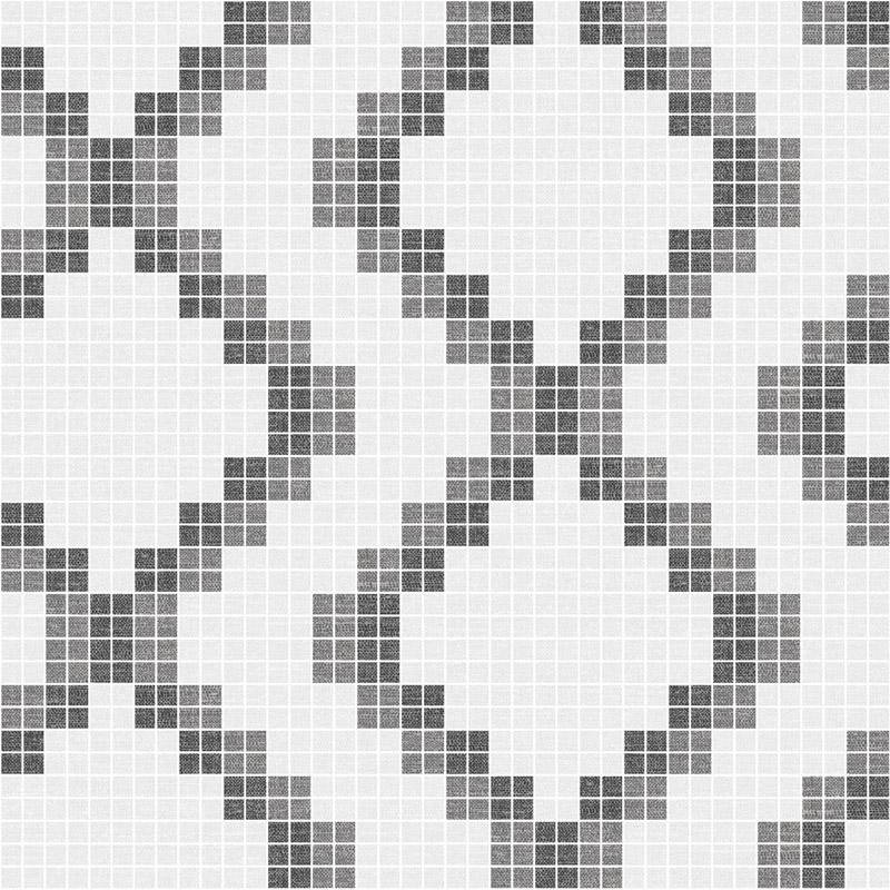 MOSAIC NOIR/BLANC – FD23864