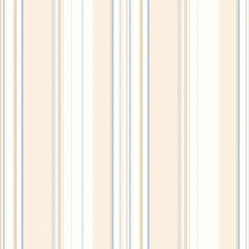 RAYURE BEIGE ET BLEU – G12101