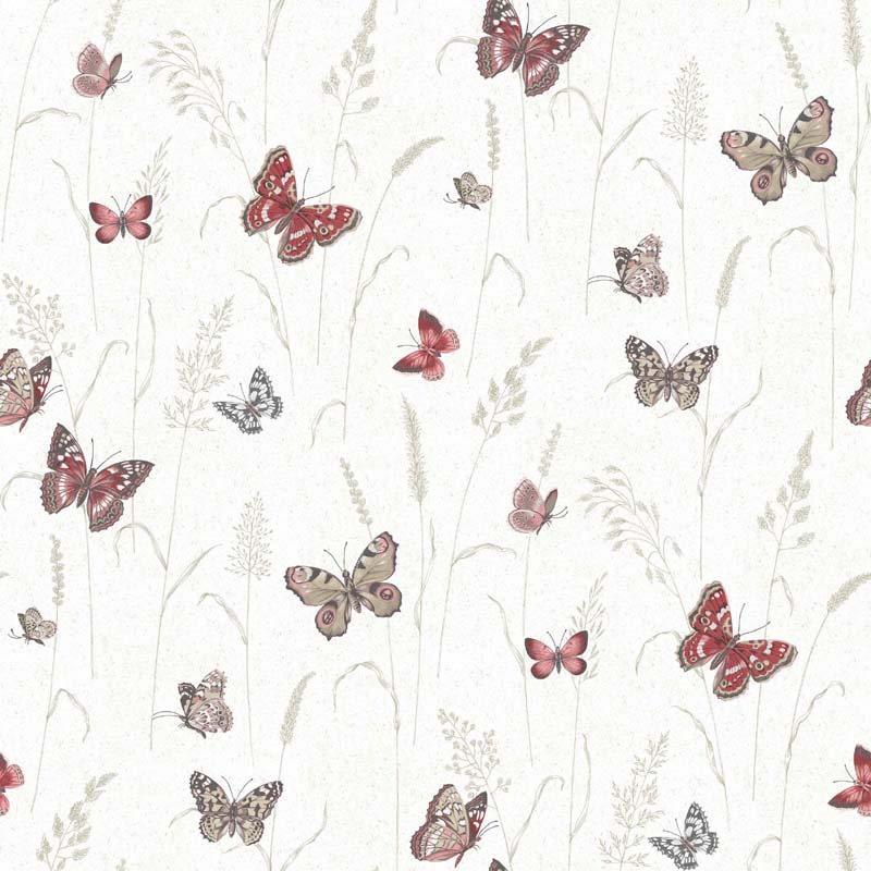 PAPILLONS ROUGES – G12251
