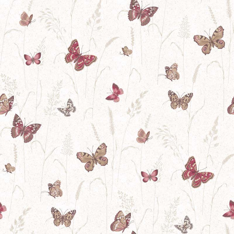 PAPILLONS ROUGES – G12254