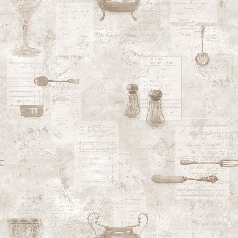 Collection papier peint Nouvelle cuisine 5 - papier peint Cuisine ...
