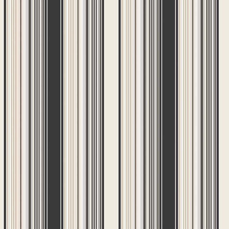 RAYURE NOIR/ECRU – G67527