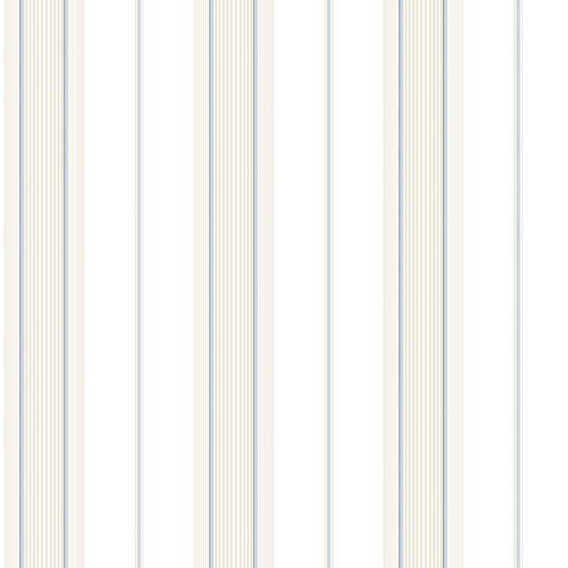 RAYURE BLEU/BEIGE – G67573