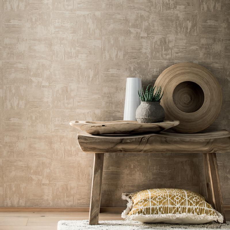 collection papier peint saffiano papier peint contemporain uni rayure. Black Bedroom Furniture Sets. Home Design Ideas