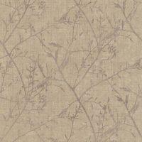 Papier Peint Feuillage Bleu 28170101 De La Collection Papier Peint