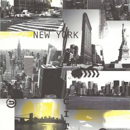 NEW YORK CITY JAUNE – 51161502