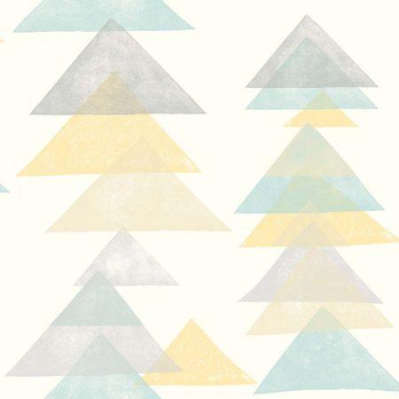 TRIANGLES MENTHE/JAUNE – DW2342