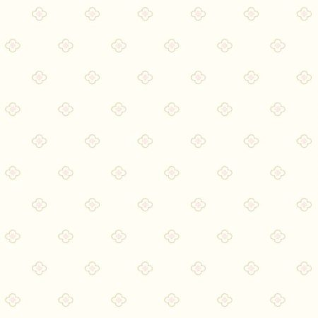 ALLOVER FLEUR OR/ROSE – DW2393