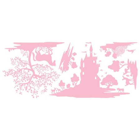 STICKER FABLE ROSE – RMK3367G