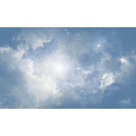 DECOR MURAL CIEL BLEU CIEL – RY2818M