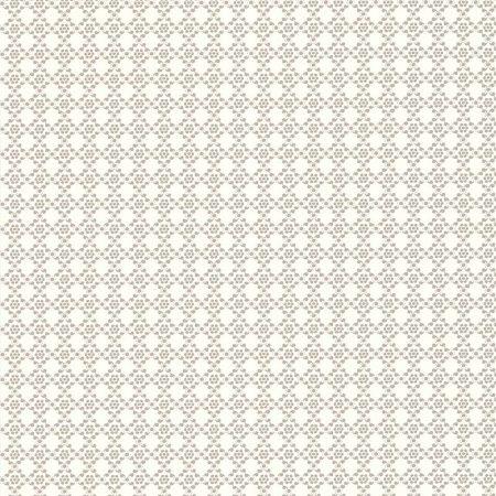 GEOMETRIE FLORALE GRIS – 51175209