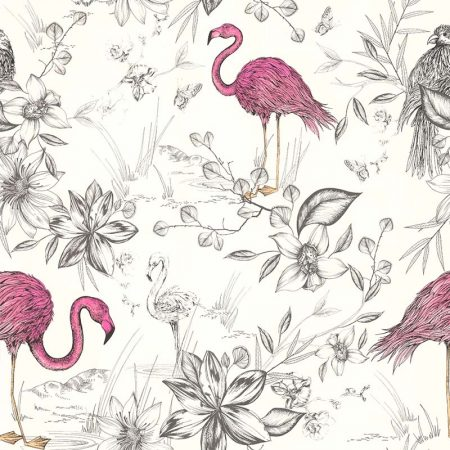 FLAMANTS ROSES – 51175303