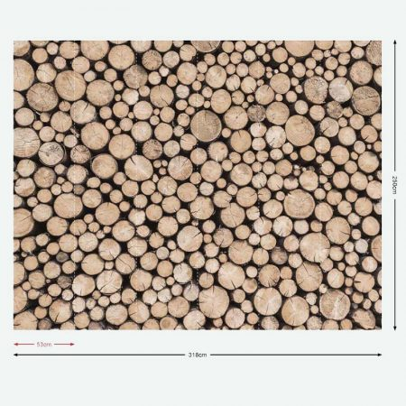 DECOR MURAL LOGS – G45275