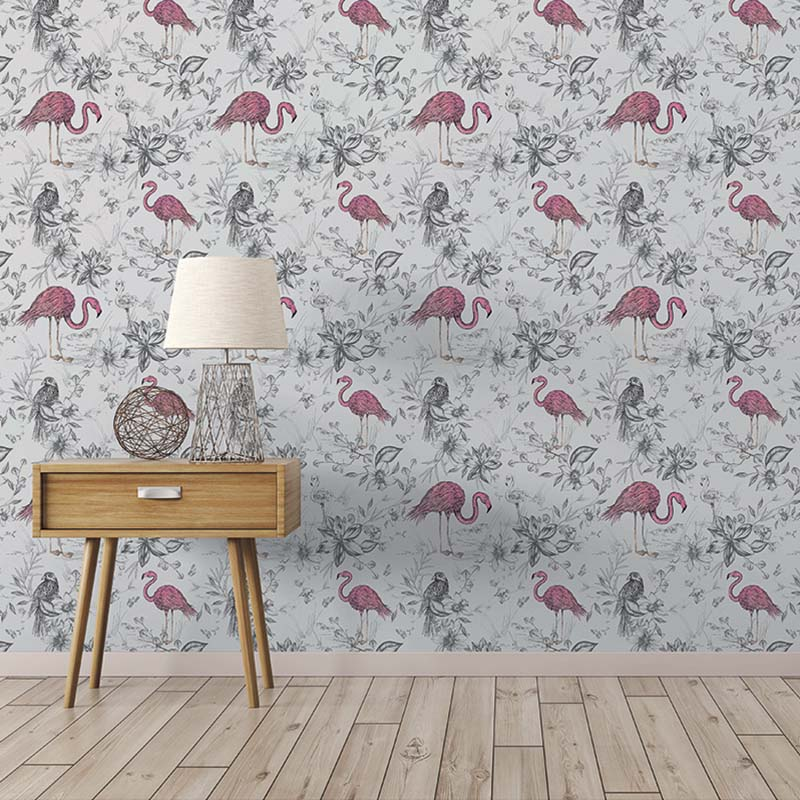 Rétro Vintage | FLAMANTS ROSES - 51175303