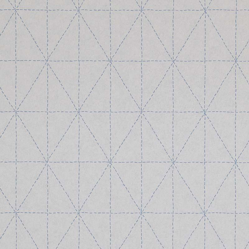Papier Peint Geometrique Gris 219035 De La Collection
