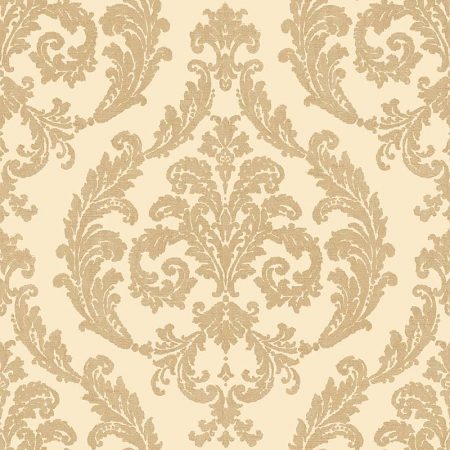 MEDAILLON OR FOND BEIGE – G67608