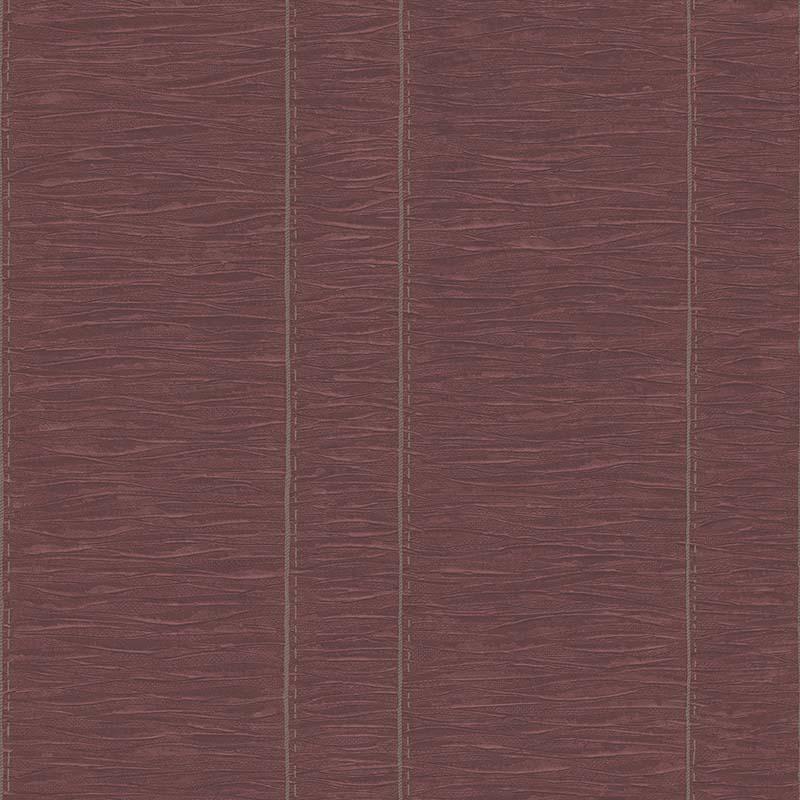 papier peint plisse bordeaux raye or g67644 de la. Black Bedroom Furniture Sets. Home Design Ideas