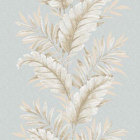 PALME FOND GRIS BLEUTE – G67650